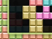 Ouderwets Tetris